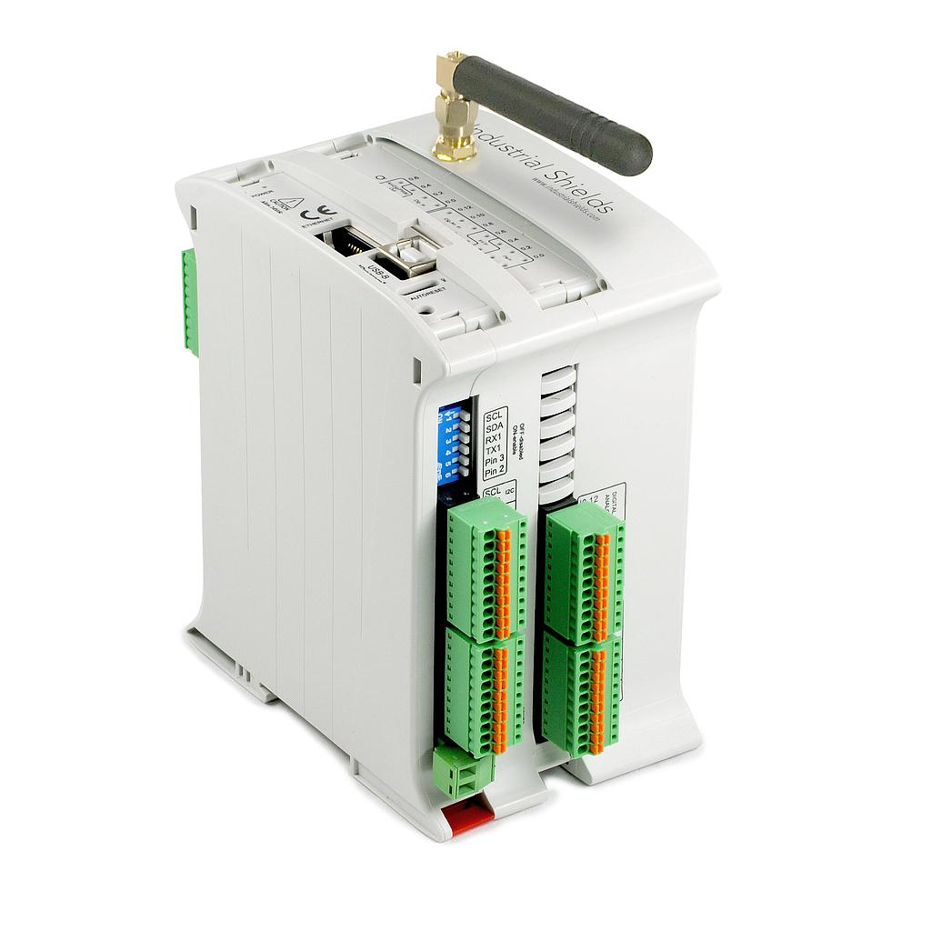 Arduino Mega met Ethernet
