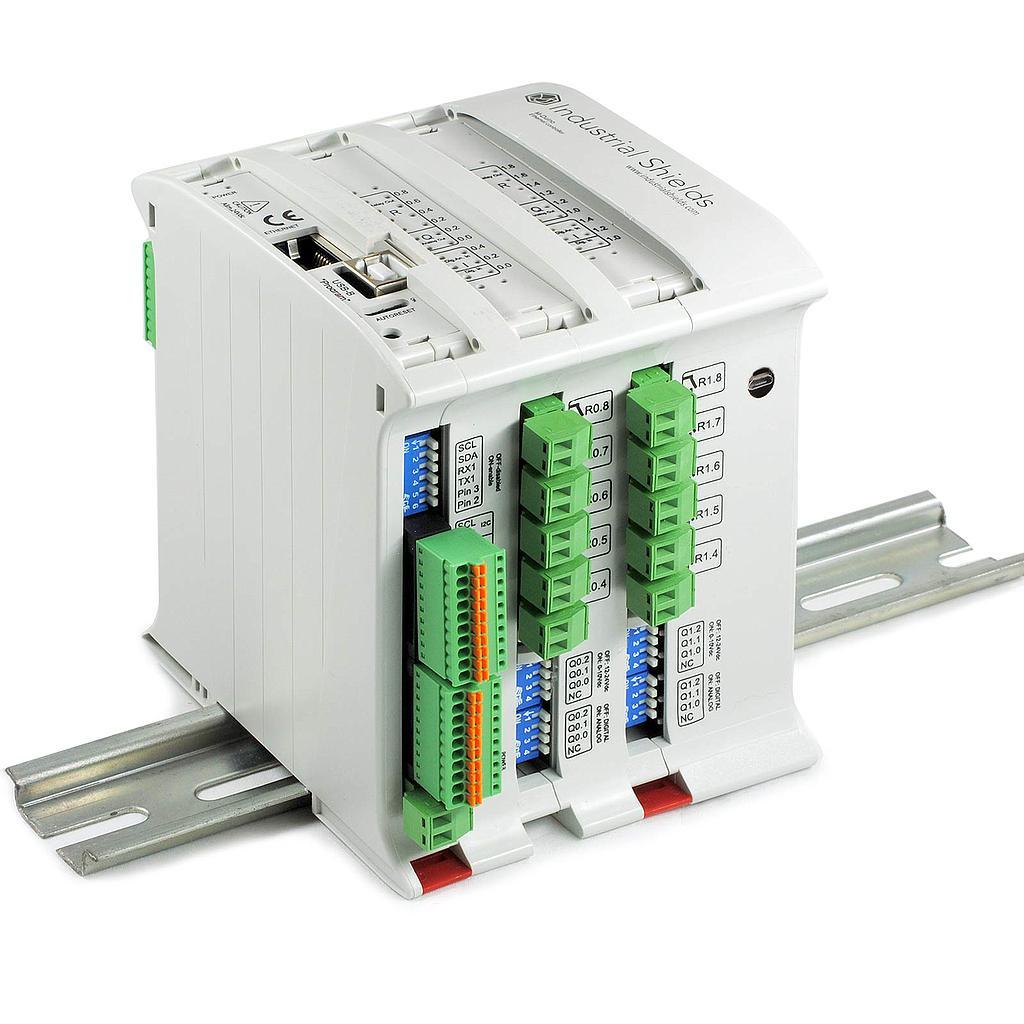 Industrial Sheelds Mega Ethernet